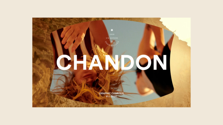 Madethought CHANDON GUIDELINES STILL
