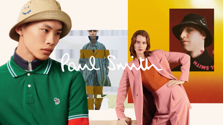 Made Thought Paul Smith Case Study