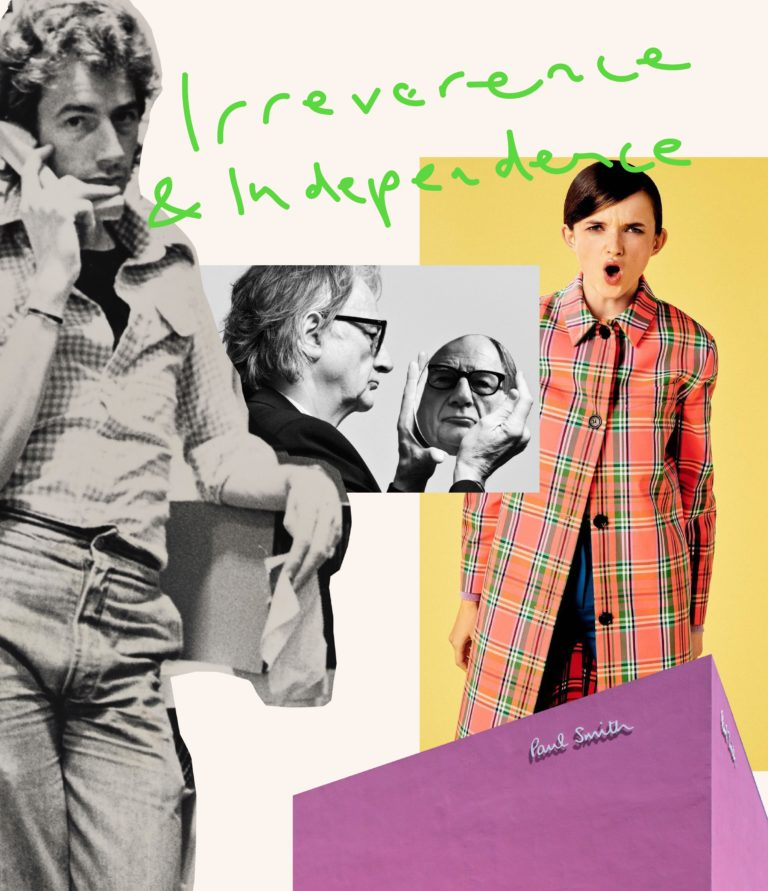 Madethought PAUL SMITH CASE STUDY 2