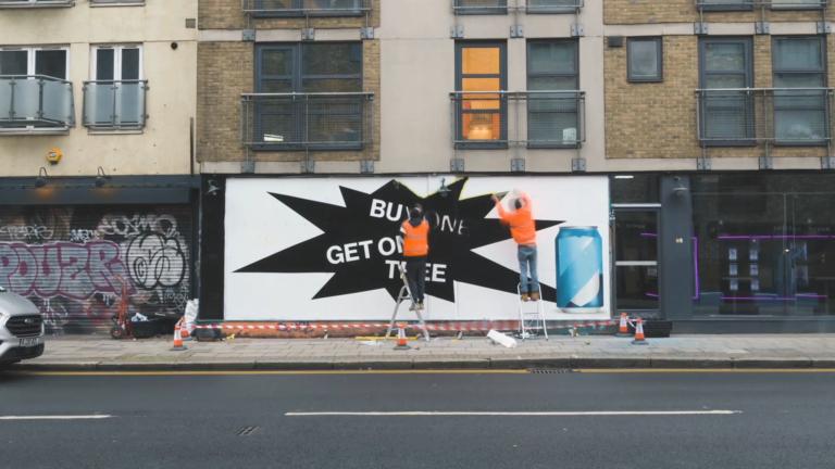 Brew Dog Mural BTS Video 16x9 V5