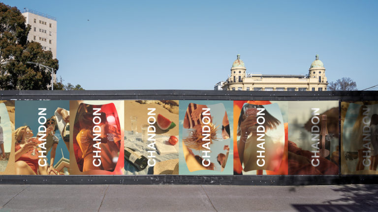 Madethought chandon poster 07