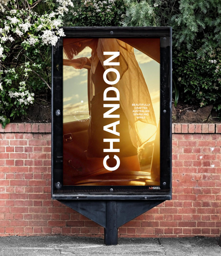 Madethought chandon poster 05